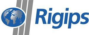 Logo der firma Rigips